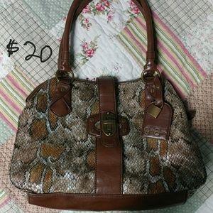Beautiful Jessica Simpson purse
